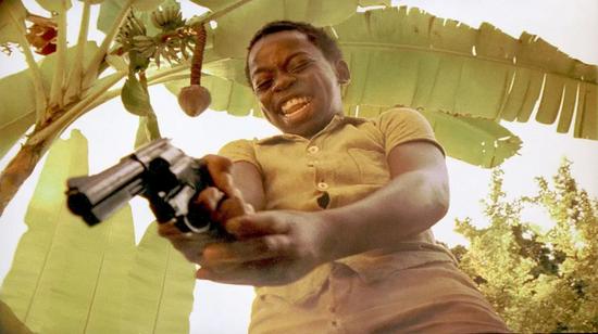 电影《上帝之城》讲述了巴西贫民窟的故事。