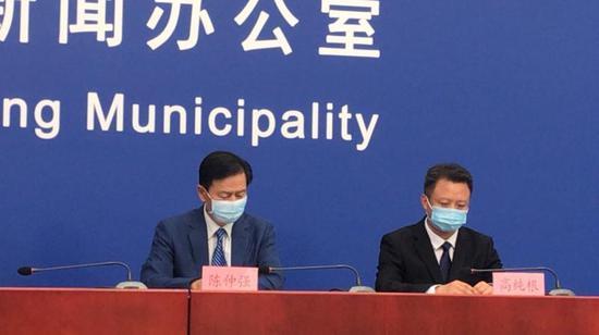 北京大兴出现确诊病例的工地已停工!95名密接者已被隔离图片