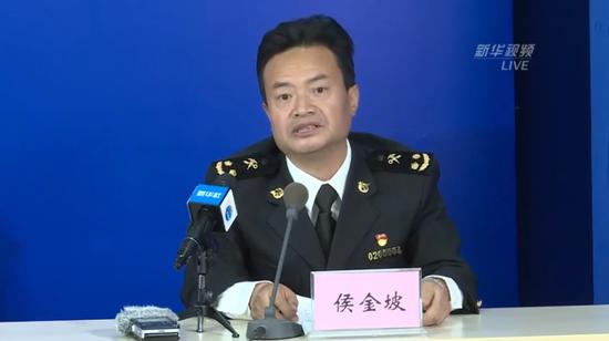 天津海关:将做好货物后续处置 加强消毒处理图片