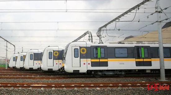 成都轨道交通9号线一期通过竣工验收 西南首条全自动运行线路即将通车图片