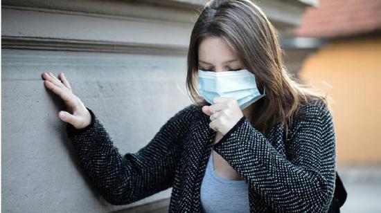 研究显示:出现新冠症状前五天传染性最强