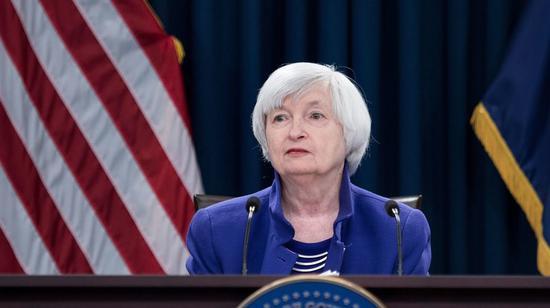 拜登提名美联储前主席耶伦出任财政部长
