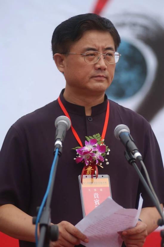 赵长青,资料图