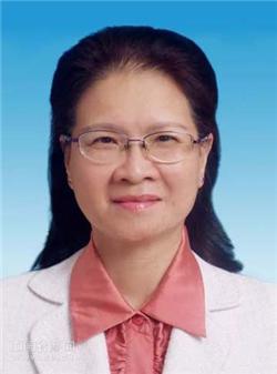 苻彩香任海南省委统战部部长,兼任省政协党组副书记图片