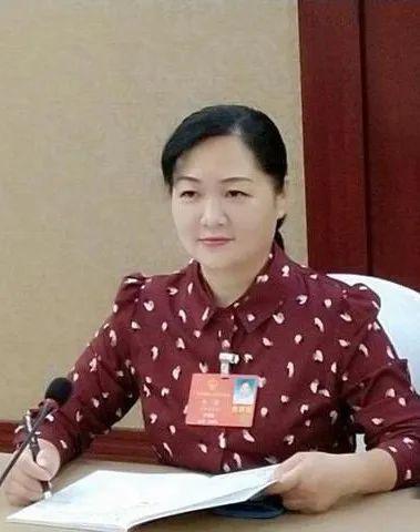 全国人大代表余梅(来源:中新网)
