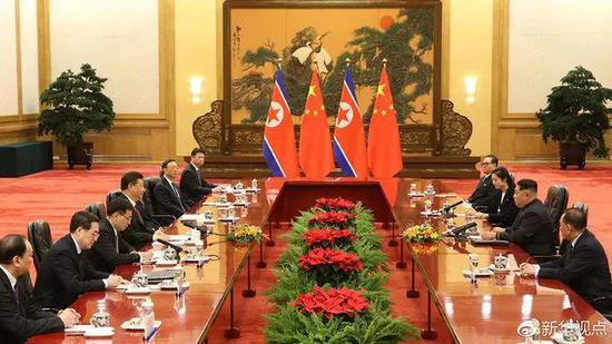 当前朝鲜半岛和平初曙光初现,确与中国的努力密不可分。