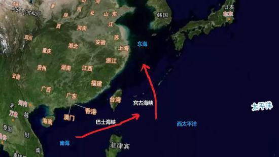出门溜达40余天 辽宁舰去了哪干了啥?冒险岛神龙火炮配方