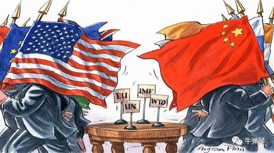 信号三,请注意,不打贸易战是前提。