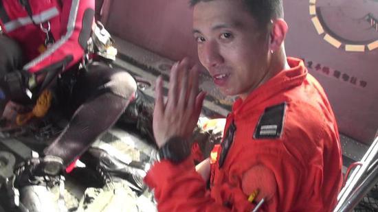 图为失事战机飞行员吴彦霆。(来源:联合新闻网)
