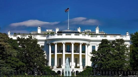 ▲美国白宫
