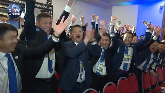 △2017年10月15日,晋江博得了2020年第18届世界中学生运动会主办权。