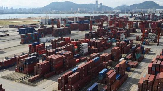 ▲中国曾经签订16个波及24个国度跟地域的自在商业协议。(路透社)