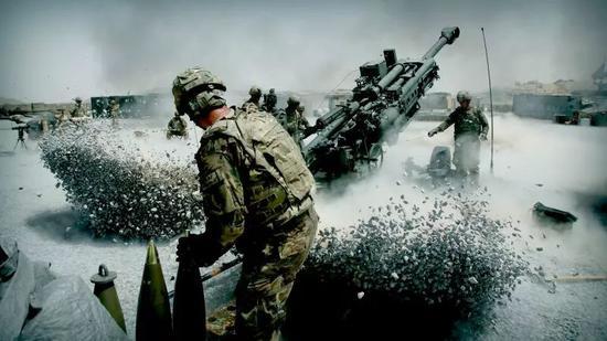 ▲美国正在掀起新的战争,主要手段是贸易和金融。
