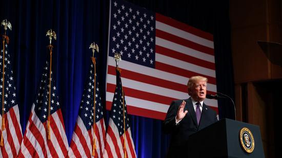 ▲特朗普上台以来,美国政府的对华政策正在经历重要调整。