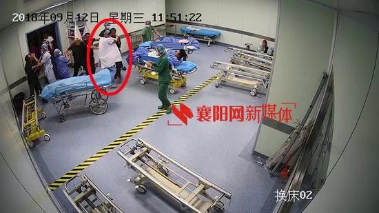 多人闯手术室暴打医生护士 连路过医生都不放过