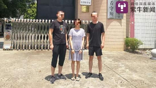 警方在广东抓获上线犯罪嫌疑人