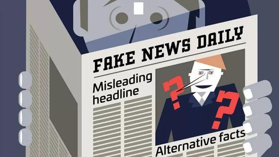 ▲美国媒体鱼龙混杂,其中不乏单纯为了达成某些目的而捏造事实的媒体。(盖帝图像)