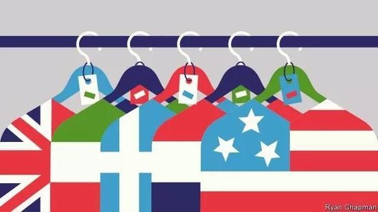 ▲公民身份成爲全球商品(資料圖) 圖據《經濟學人》
