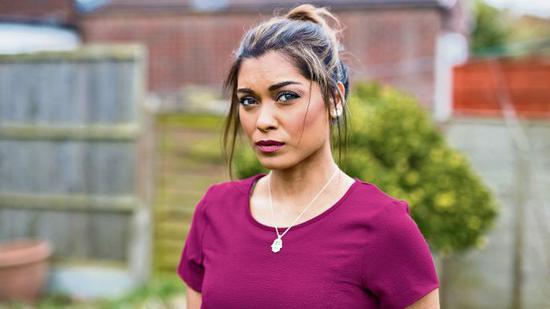 ▲Rubie Marie在威爾士長大,15歲時被帶到孟加拉國,被強迫嫁給一位30歲的男人 圖據《泰晤士報》