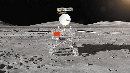嫦娥四号 月球背面幔源物质为橄榄石和低钙辉石