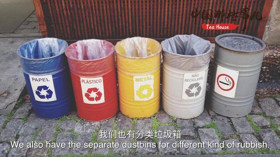 垃圾怎么分?许多国家从小抓起。现在中国严格实施垃圾分类,加油吧!