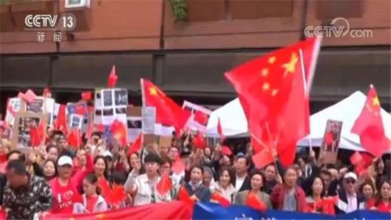 媒体:挺香港反暴力 让全世界听到中国的全民共识|暴力