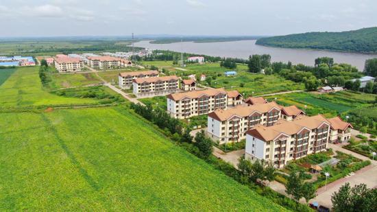 黑龙江省委书记:中国人每9碗饭就有1碗来自黑龙江
