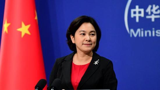 黄之锋乞求外国干预中国事务 外交部:他没资格