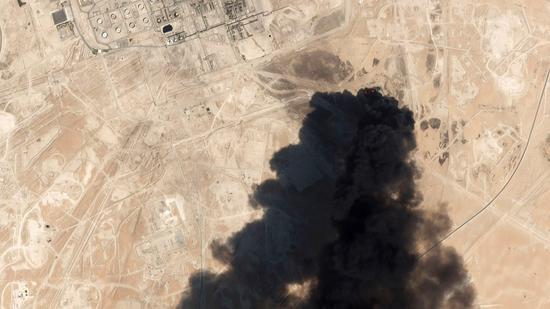 """沙特石油设施遭袭 美制""""爱国者""""为何没启动?"""