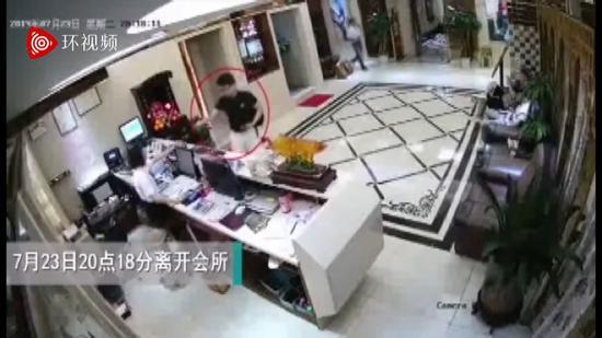 """申博游戏登录入口-双""""杀""""!小偷同伙到派出所送衣服"""