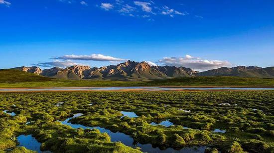 """四川将评选""""最美高原湿地"""" 快来推荐你的家乡"""