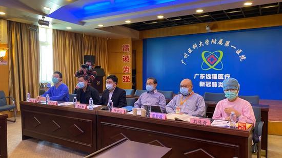 这个会上,钟南山宣布了好消息!图片