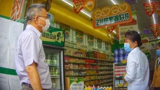 """省长突击检查疫情防控:确保对北京""""零输出""""图片"""