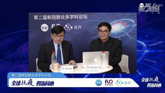 张文宏、李兰娟等7位专家解析全球新冠疫情走向图片