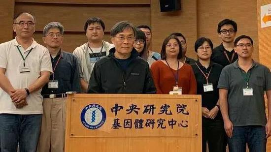 """有民进党""""立委""""要求台湾""""中研院""""更名"""