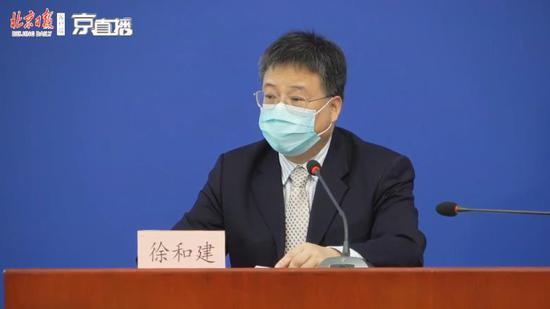 北京:新增病例警示疫情防控仍存在未知因素图片