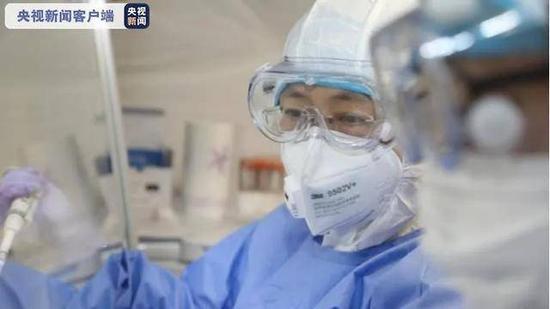 (图说:3月16日,陈薇院士团队的疫苗获批进入临床试验阶段。图/央视新闻)