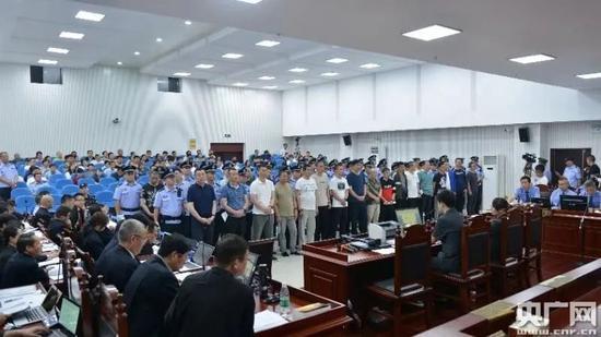 详情披露!安徽一涉黑案,牵出94名公职人员!图片