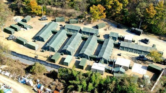 美军基地卡洛尔营