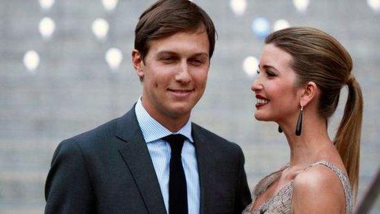 美国总统唐纳德·特朗普的女婿贾里德·库什纳。