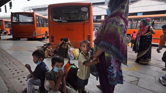 最新研究:印度平均每小时有22人被逐出家门