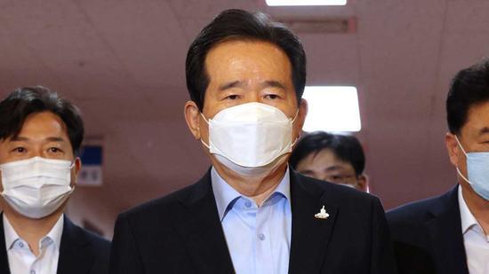 韩国国务总理丁世均