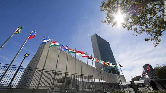 中国常驻联合国副代表:坚决反对任何单边强制措施图片
