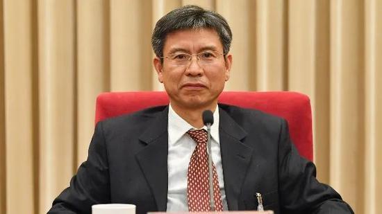 国家能源局副局长刘宝华因何被查?图片