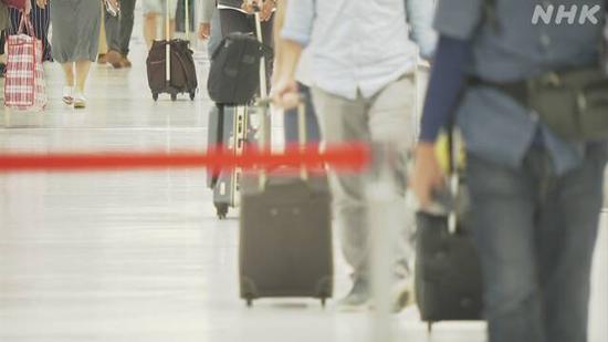 9月超1万名本国人拜访日本 约3000名是中国人