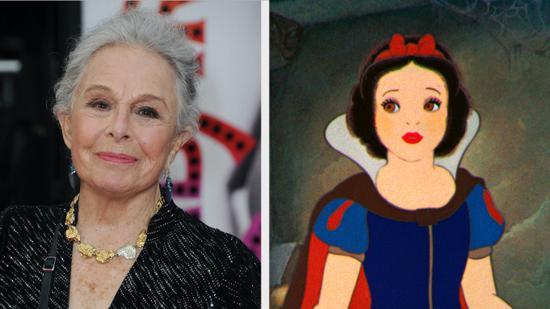 """迪士尼动画""""白雪公主""""原型去世 100岁还在跳舞"""