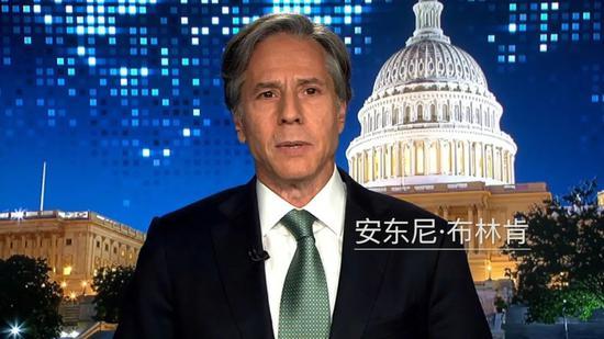 """个个狠角色!揭秘拜登背后的""""中国问题智囊团"""""""