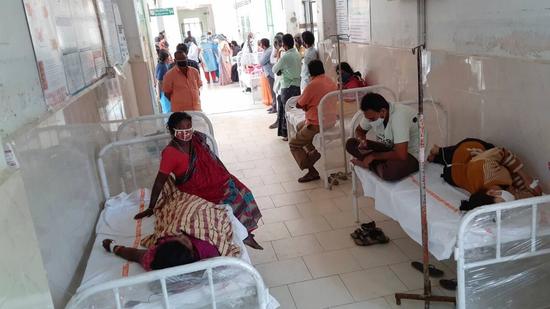 印度不明原因怪病初步调查:患者血液现重金属铅和镍