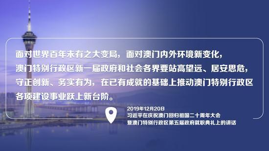 时政微视频丨澳门2020:盛世莲花别样红图片