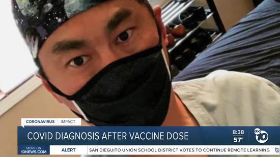 美国护士打完疫苗6天后确诊 专家:要等14天才有效